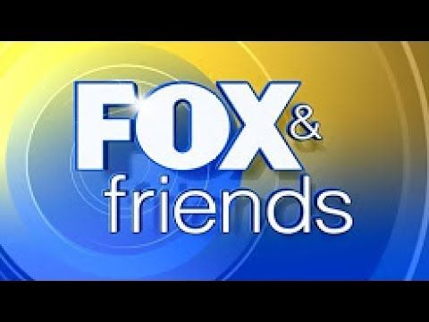 FOX & FRIENDS weekend 5/28/17 #3   Fox & Friends  FOX NEWS May 28 2017  ...
