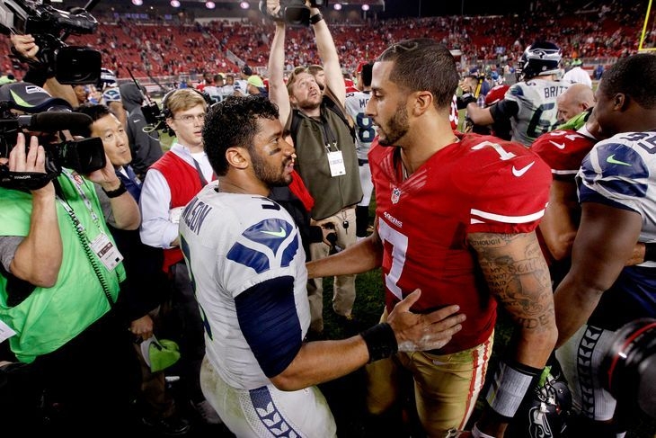 They asked for a rededication.The Seattle Seahawks will play the San Francisco 49ers on NFL Thursday Night Football tonight in a massive game for