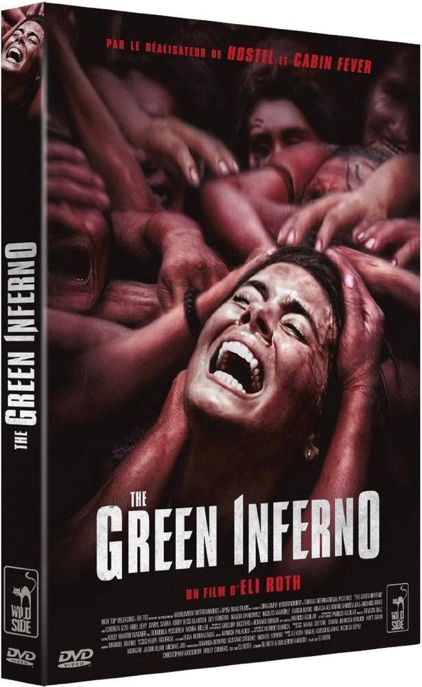 The Green Inferno - DVD NEUF