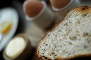An Easy Czech bread recipe / Jednoduchy recept na cesky chleba
