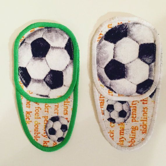 Football eyepatch for children . Patch for treatment от MalinkaArt