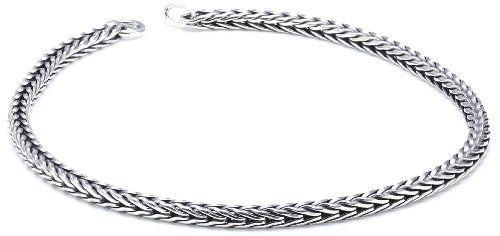 Trollbeads–Bracelet Argent: Bijou Femme en Argent 925/1000 Note: env. 2 cm plus court sans fermeture Longueur du bracelet : 13 cm Cet…