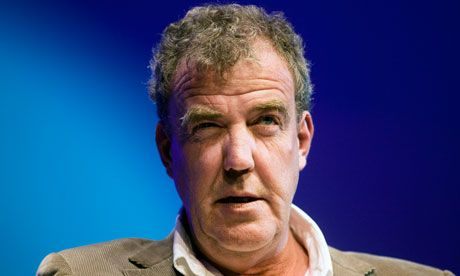 Climate change is not science fiction, Jeremy Clarkson