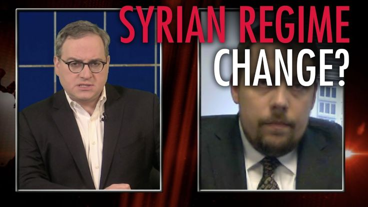 "Ezra Levant: No Syrian ""George Washington"" to replace Assad"