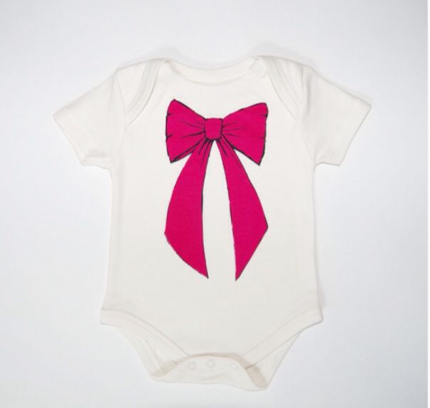 Organic cotton and super cute and comfy! Available now.