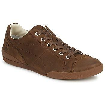 Derbies Timberland EK SPLITCUP LEATHER CAP TOE OXFORD Marron - Livraison Gratuite avec Spartoo.com ! - Chaussures Homme 115,00 €