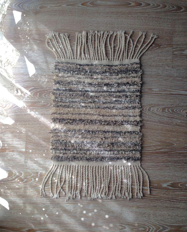 Loopy little mat