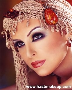 Indian make-up