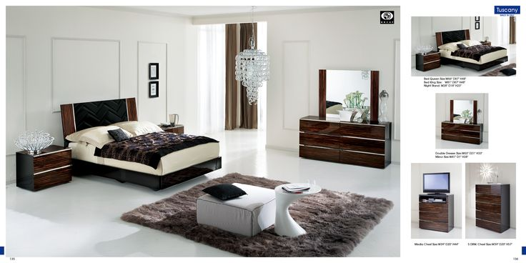 Modern Bedrooms Furniture - ESF Wholesale Furniture