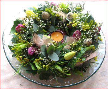 bloemstukje Pasen