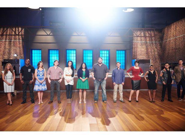 Food Network Star, Season 11 Finalists