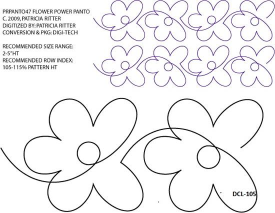 Free Continuous Line Quilting Patterns   Digital Lines