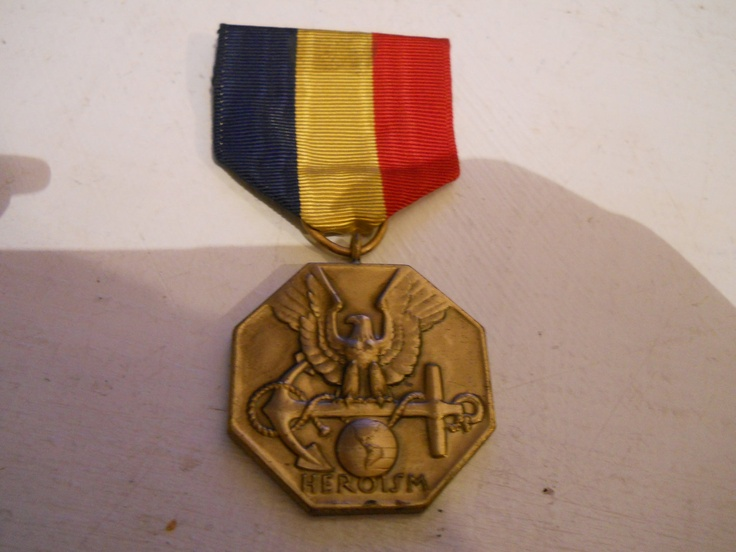 vintage US military medals - Google Search