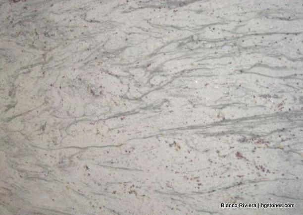 Bianco White Grey Granite Bianco Riviera Granite Marble Limestone Travertine Onyx Slabs