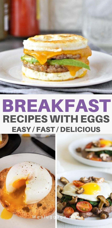 Oven Baked Eggs Hotel Eggs Recipe Oven Baked Eggs Oven Baked Breakfast Brunch Recipes