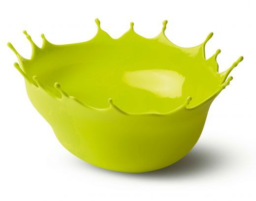 Menu Silicone Drop Fruit Bowl