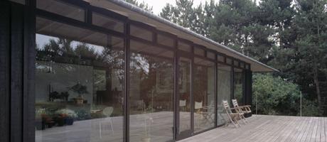 KPE A/S - Nybyggeri - arkitekt sommerhus
