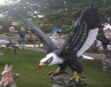 Duran Eagle Statue