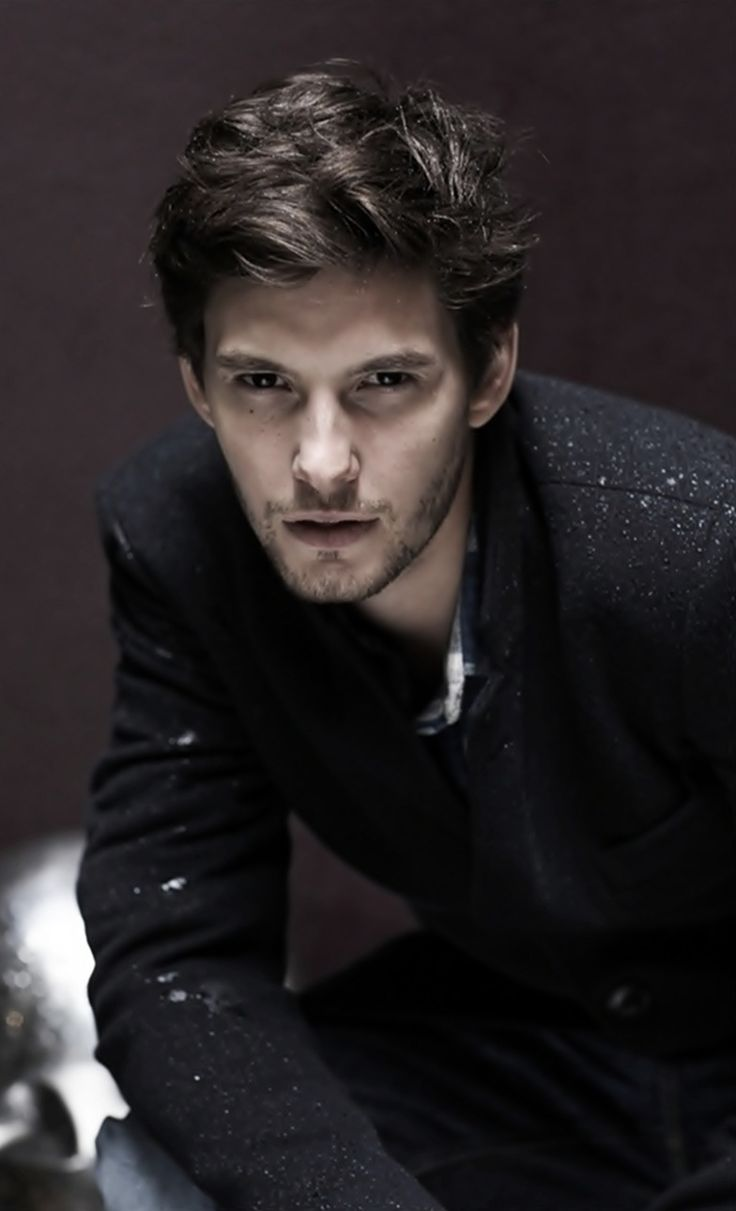 Ben Barnes def. one of my big crushes! He's attractive and British I mean .... :)