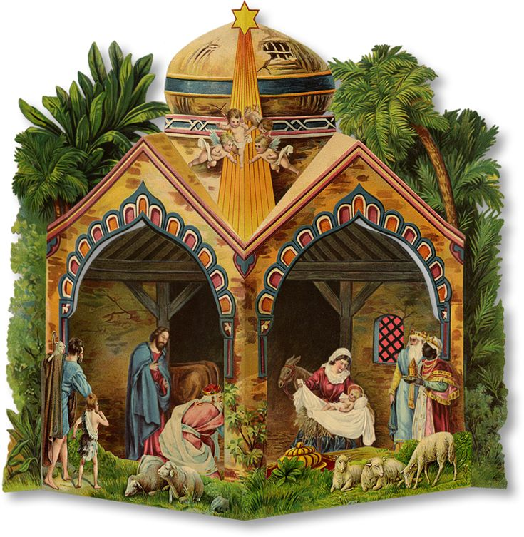 Christmas Nativities Images On Pinterest