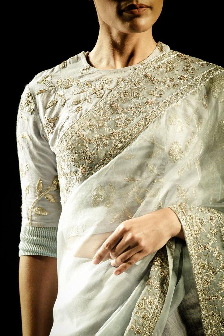Rahul Mishra Couture 2016