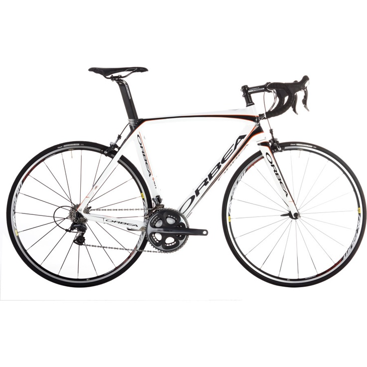 Sale $3,999 - Dura Ace Gruppo. 31% Markdown. Drivetrain group is Shimano Dura-Ace 7900. This is 7900 everywhere, not just the rear derailleur and shifters. You have the STI levers, the brakes, the derailleurs, the cranks, the chain, the cassette all Shimanos top-flight mechanical group. The shifting is activated by Gore cables running through Direct Cable Routing (DCR) co-developed by Orbea and Gore. The 7900 cassette is 12-25. The cranks have the compact bolt circle and 50/34 rings - A…