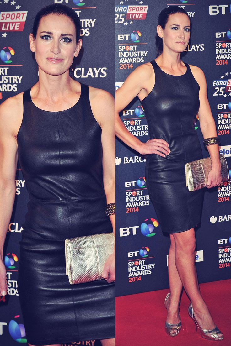 Kirsty Gallacher attends BT Sport Industry Awards May 8th 2014