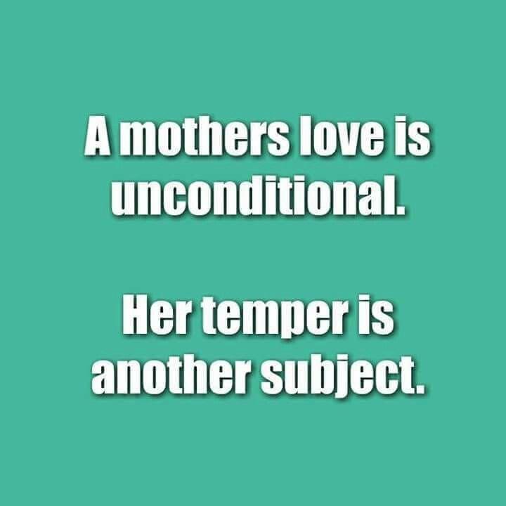 This really makes me laugh. #shortfuse #motherhood #humor