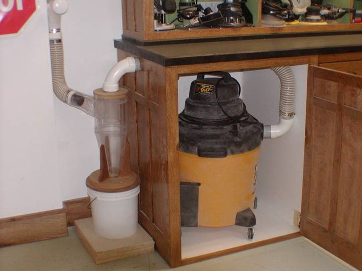 Opinions requested: Centralized shop-vac as well as dust collector???