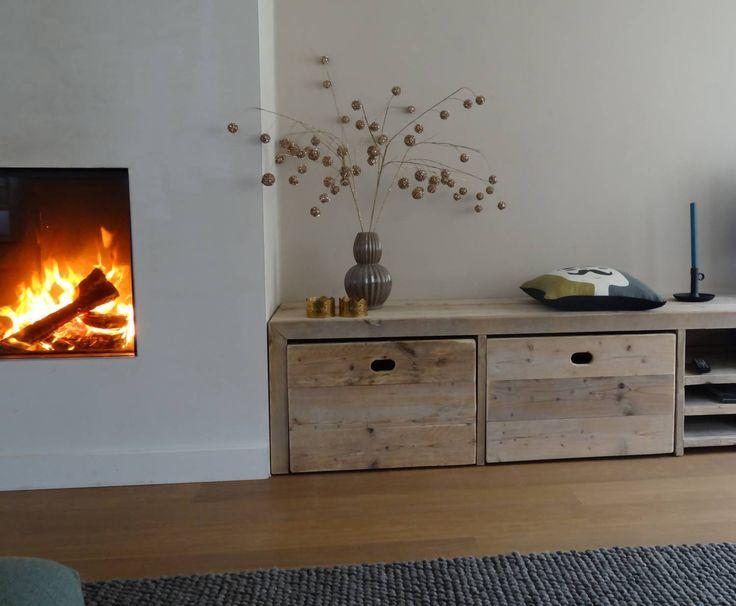 Zo wonen wij! - Pure Wood Design