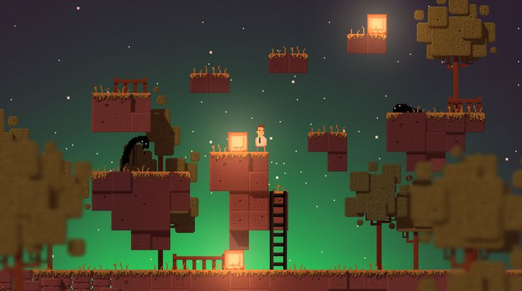 """nt en Twitter: """"Another late night color correction. old and new #indiedev #indiegame #gamedev http://t.co/GTwqwQYoaQ"""""""