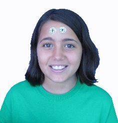 Eye Stickers - Eye Contact Game for Autistic Kids