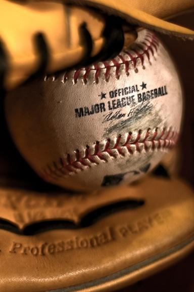 Major League Baseball. Foul ball caught at an A's vs