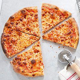 America's test kitchen thin pizza crust