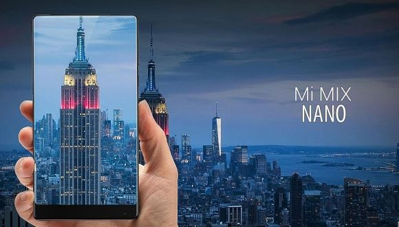 Specifications of Xiaomi Mi MIX Nano leaked with display image @ http://www.ispyprice.com/blog/specifications-xiaomi-mi-mix-nano-leaked-display-image/