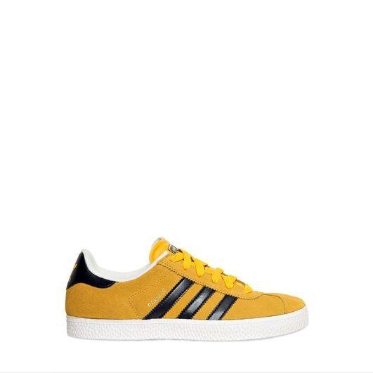 Gazelle Adidas. Classique.   Mode, Jaune
