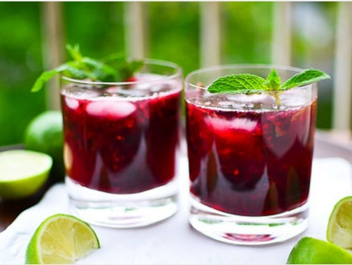 Blackberry Mojitos. Perfect for summer.: Simply Delight, Blackberries Mojito, Fun Recipe, Summer Cocktails, Food, Super Easy, Beverages, Refreshing Summer, Drinks