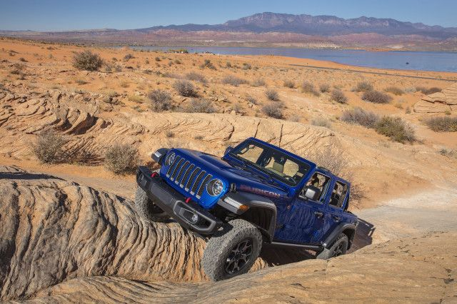 First Drive Review 2020 Jeep Wrangler Ecodiesel Ratchets Up The Power Range And Price Jeep Wrangler Unlimited
