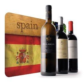 Tres Vinos: Spanish Wine Trio