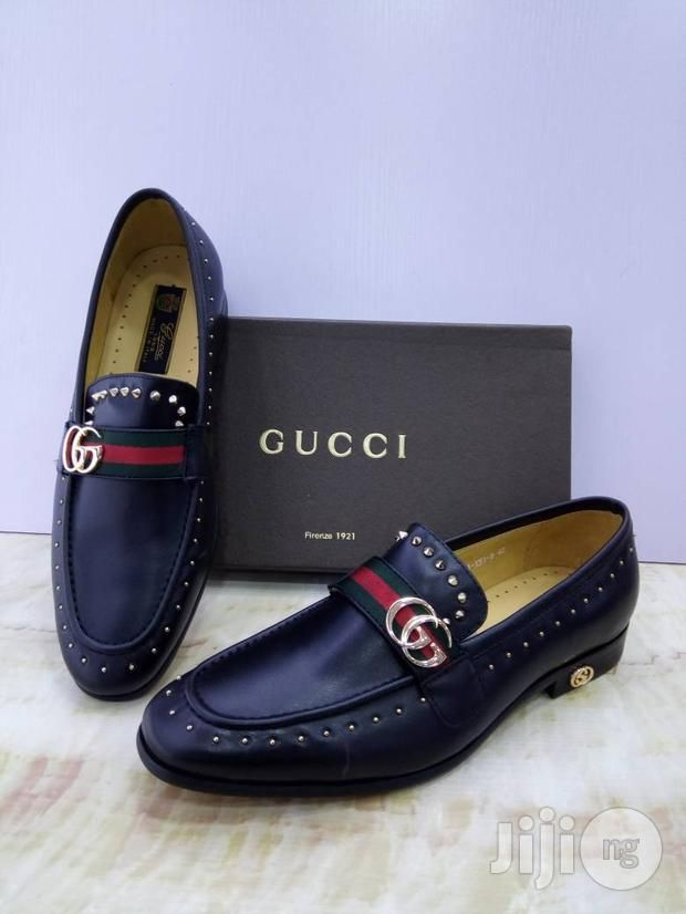 1307c77d3 Gucci Men Shoes for sale in Lagos Island | Buy Shoes from Nonyclothing on  Jiji.