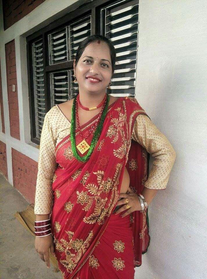 Pin On Beautiful Women In Saree-7646