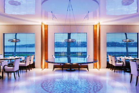Eating at Michelin level: Hotel President Wilson, Genf - Restaurant Bayview