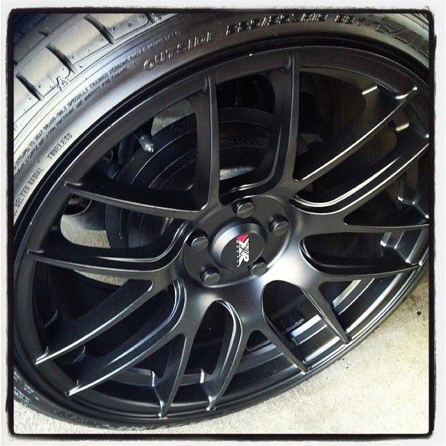 19 inch XXR wheels on a 2011 VW Jetta