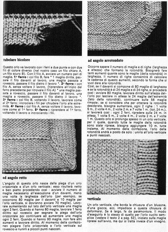 Mi scrive Isabella,ha una buona esperienza in fatto di maglia ma non ha mai creato un modello ex novo, come si fa? Innanzitutto consiglio un libro, questo è acquistabile su Amazon.it (con...