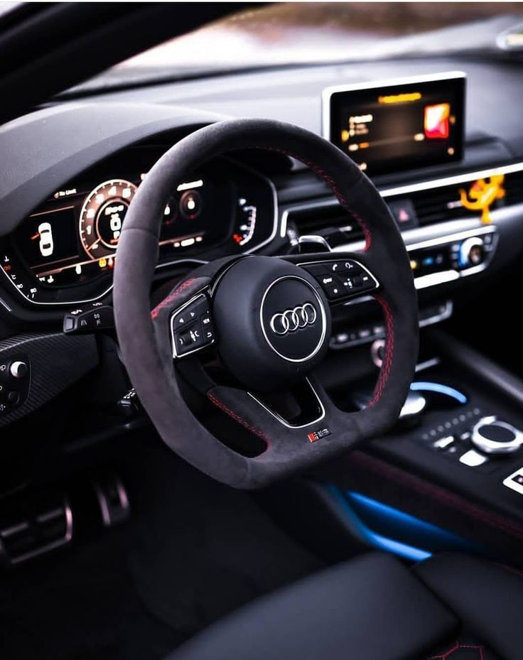 Audi Rs6 Interior Sportwagen Autos