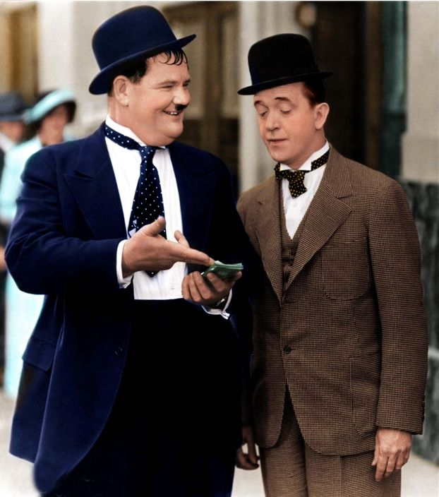 411 best Classic Comedy Teams images on Pinterest | Laurel and hardy ...