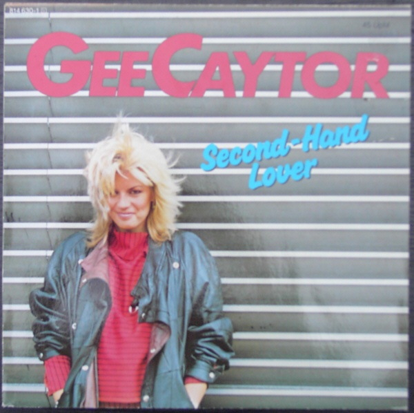 "Gee Caytor ""Second Hand Lover"" 1983"