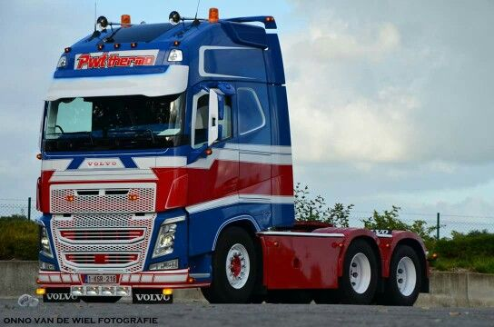 Volvo FH.