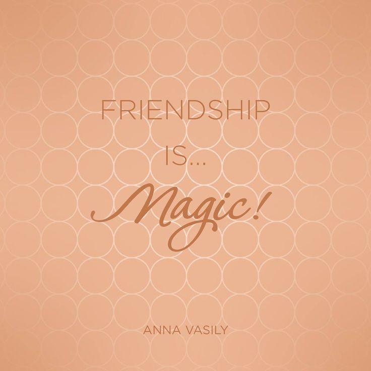 Friendship is Magic!
