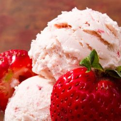 """If you were tempted by our """"We Love"""" and decided to go for an ice cream maker to make your own ice cream to guarantee fresh and healthy ingredients, then consider this our gift to you. This recipe is easy to follow, quick to make and tastes heavenly."""